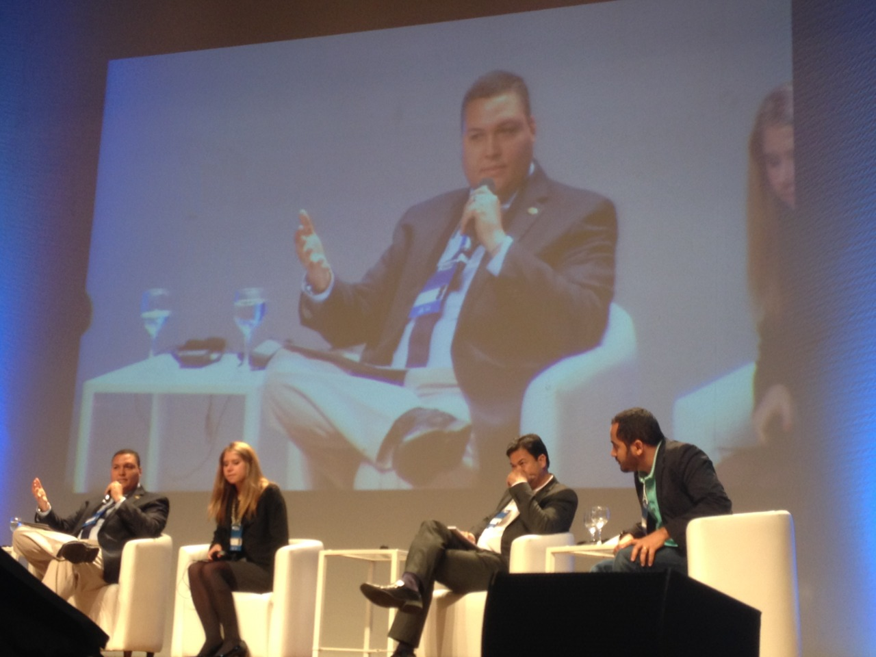 Fórum Internacional de TI Banrisul