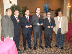 Outstanding Smart Card Achivement (OSCA) Award ceremony CTST The Americas - 2008