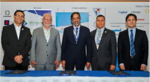 Digital Tour Americas 2016 - Signature of the Creation of the Digital Center of Excellence